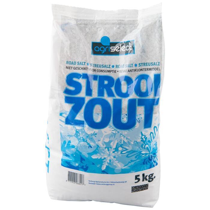 Agriselect Strooizout 5 kilogram (5kg)