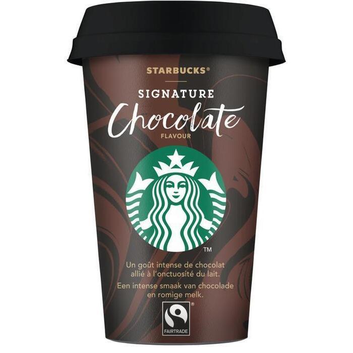 Signature chocolate (drinkbeker, 220ml)