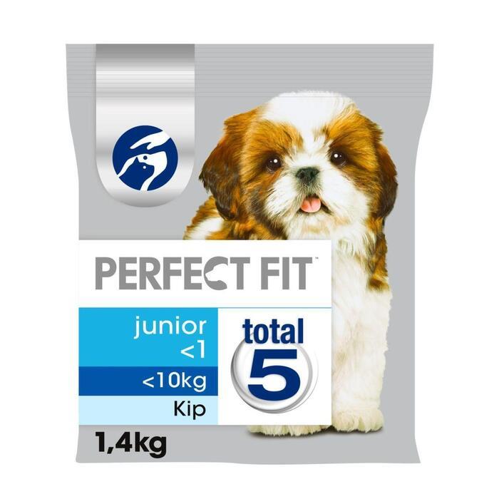 Perfect fit Mini junior hondenvoer (1.4kg)