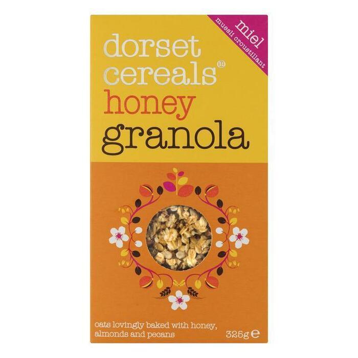 Dorset Cereals honey-granola (325g)