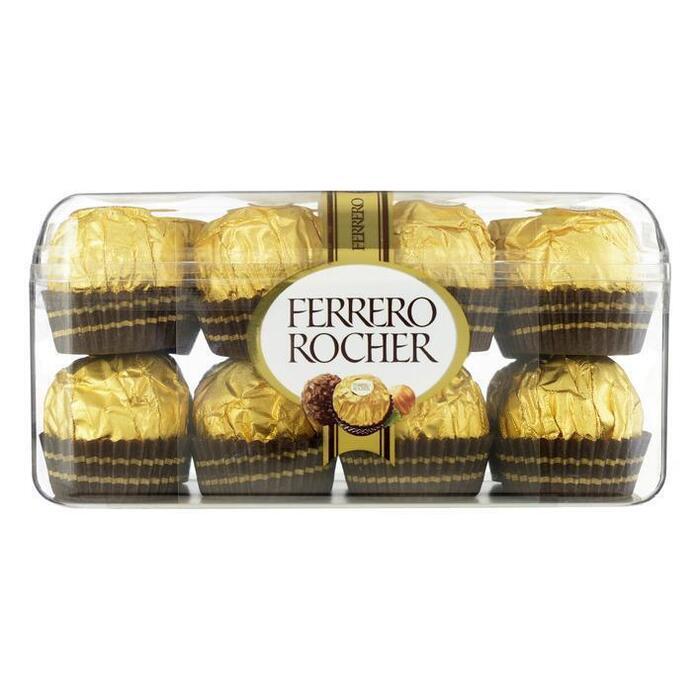 Ferrero Rocher (Stuk, 16 × 200g)