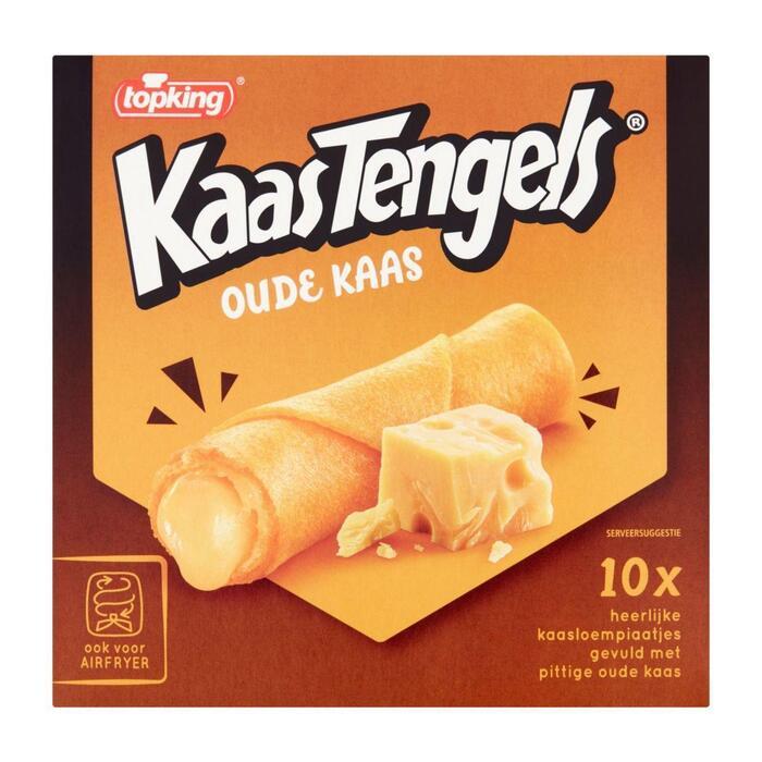 Kaas Tengels (doos, 10 × 150g)