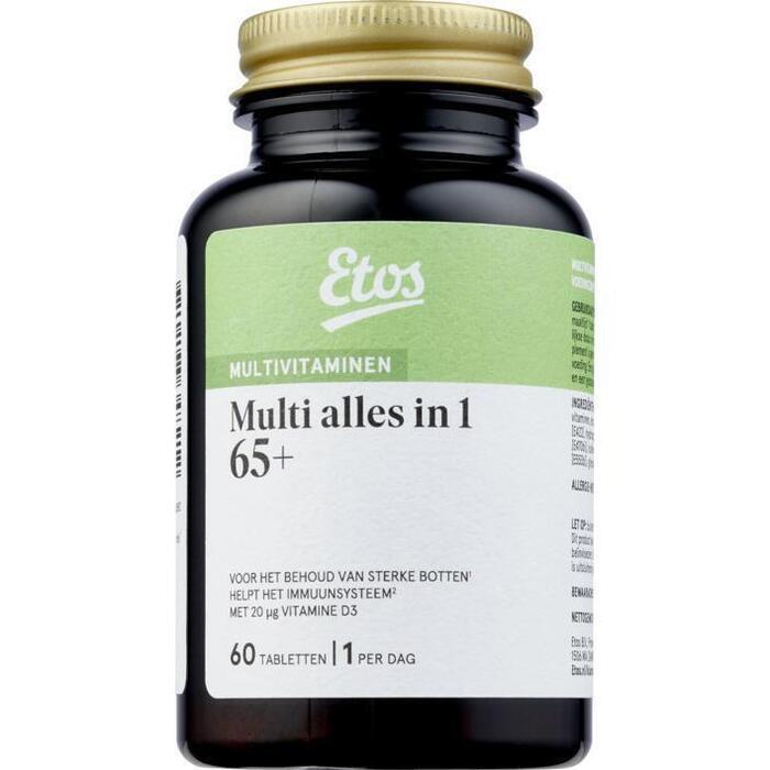 Etos Multi Alles in 1 65+ (72g)