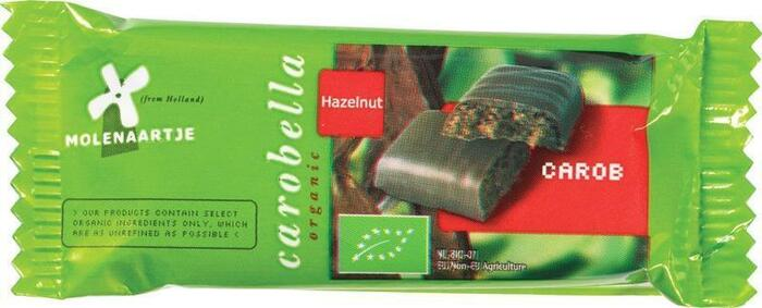 Carobella hazelnoot (40g)