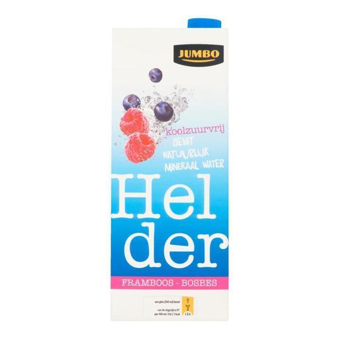Jumbo Helder Framboos - Bosbes 1500ml (1.5L)