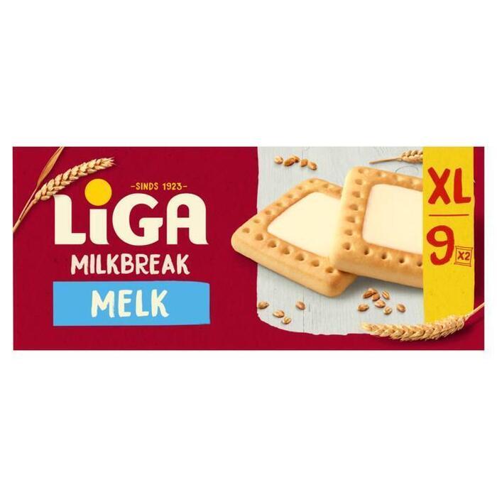Milkbreak melk (9 × 40g)