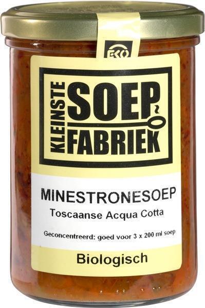 Acqua cotta Toscaanse herderssoep (Pot, 40cl)