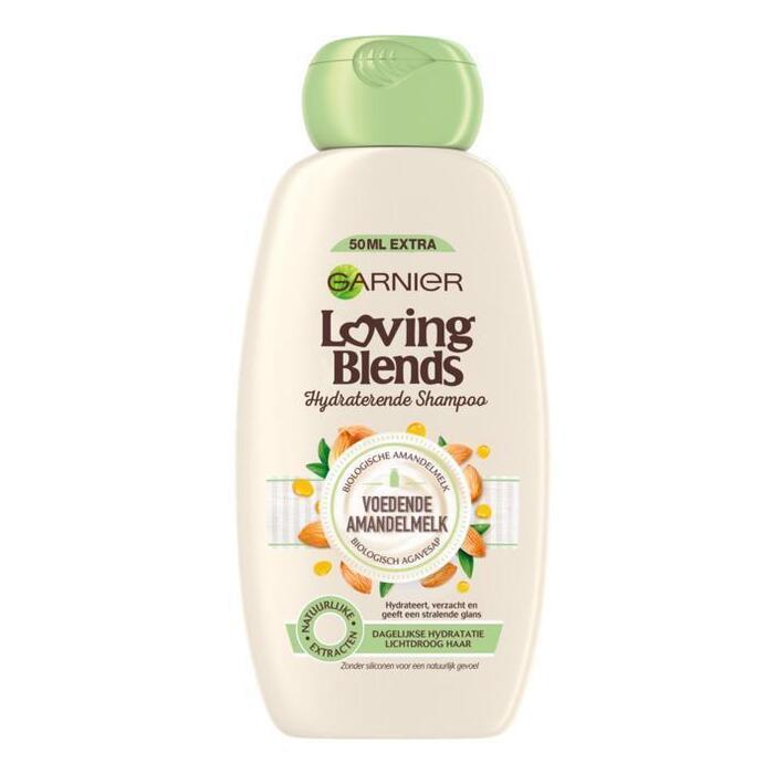 Loving Blends Voedende amandelmelk shampoo (30cl)