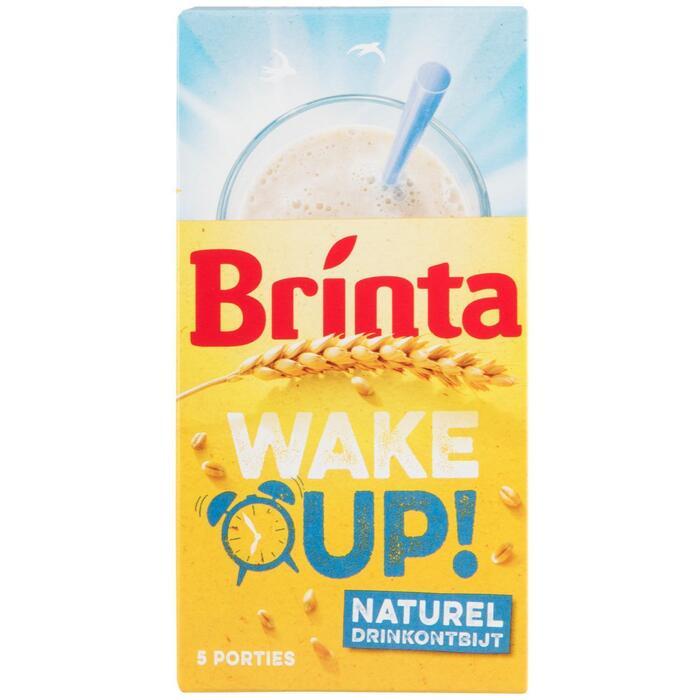 Wake up! Drinkontbijt naturel (Stuk, 5 × 115g)
