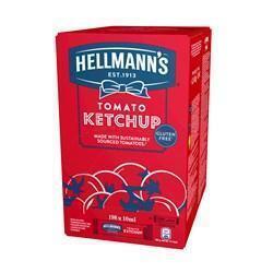 Ketchup portieverpakking (10ml)