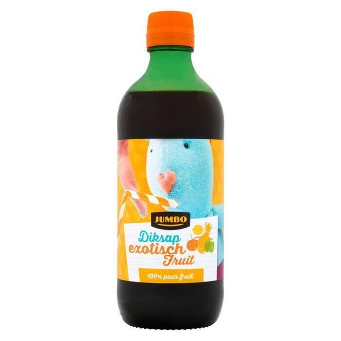 Diksap Exotische Mix (glazen fles, 0.5L)