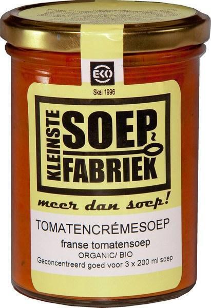Tomaten-crémesoep (40cl)