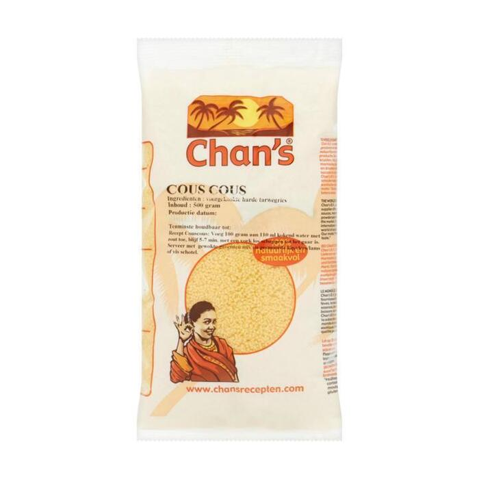 Chan's Cous Cous 500g (500g)