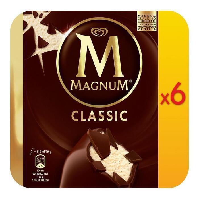 Magnum Classic (6 × 474g)