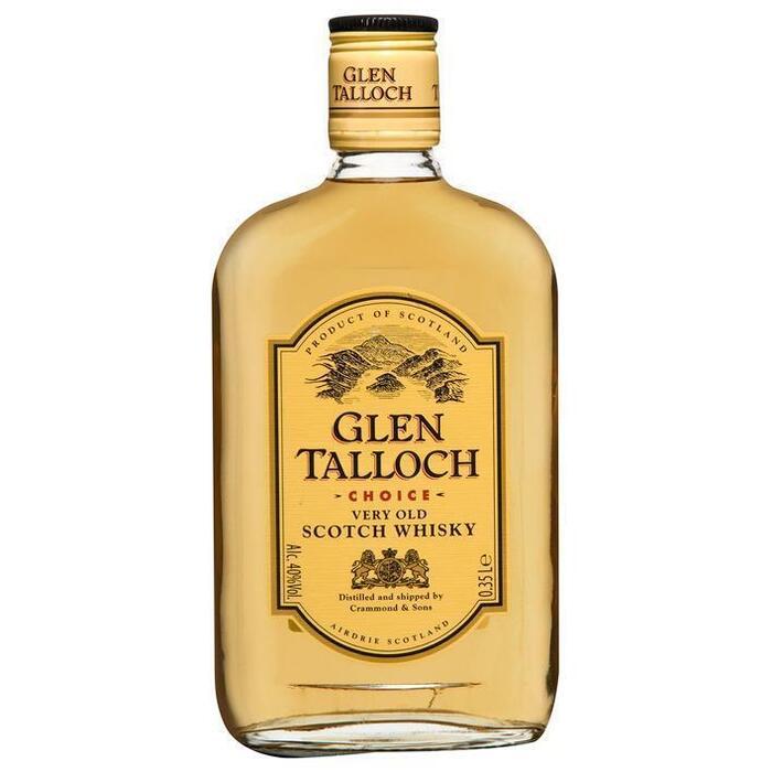 Glen Talloch Blended scotch whisky (rol, 35 × 35cl)