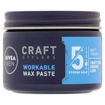 Nivea Men craft style matt wax paste (75ml)