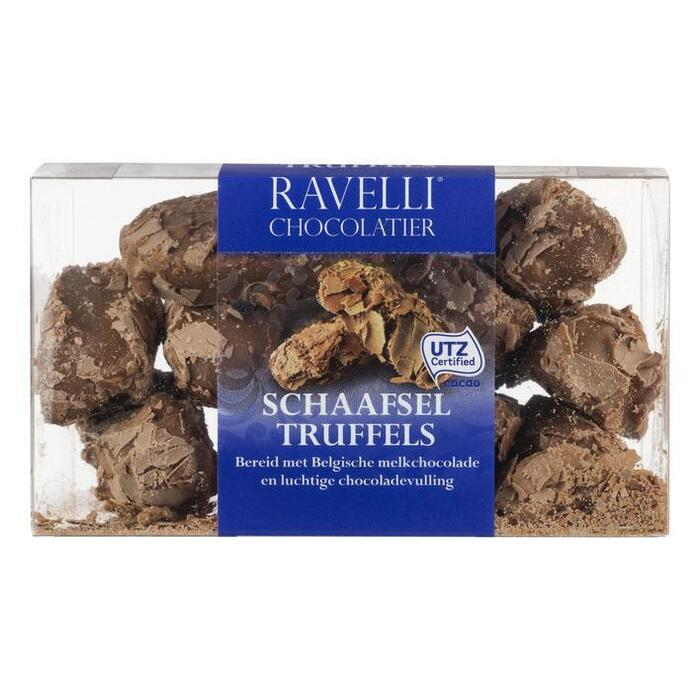 Ravelli Schaafsel truffels (175g)