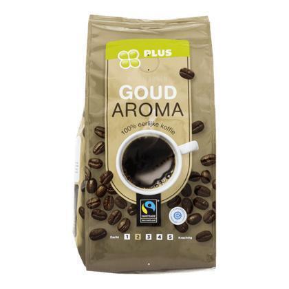 Koffiebonen Goudmerk (500g)