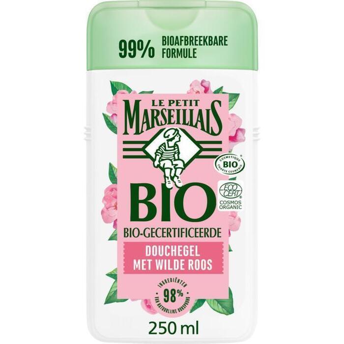 Le Petit Marseillais Wild bio wild rose 2 (250ml)