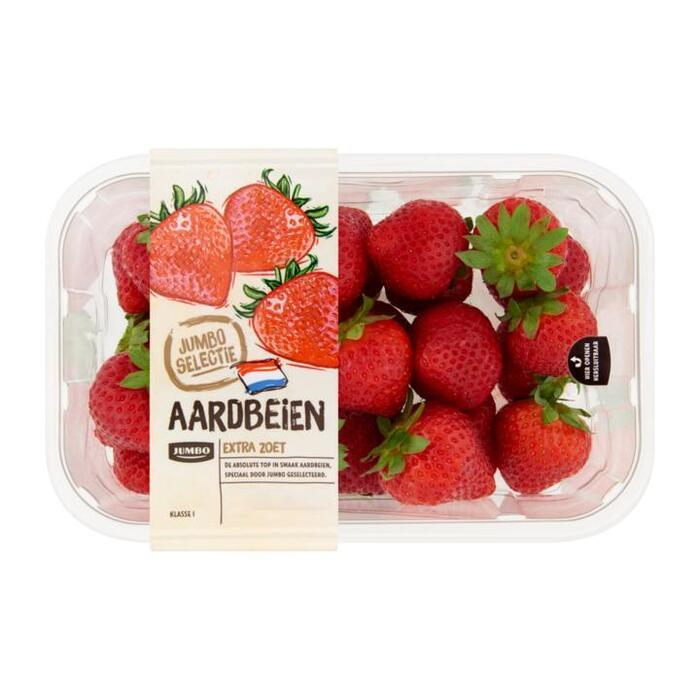 Jumbo Selectie Aardbeien 400g (400g)