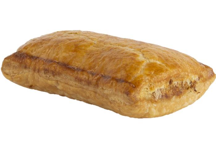 AH Bretons saucijzenbroodje (stuk, 104g)