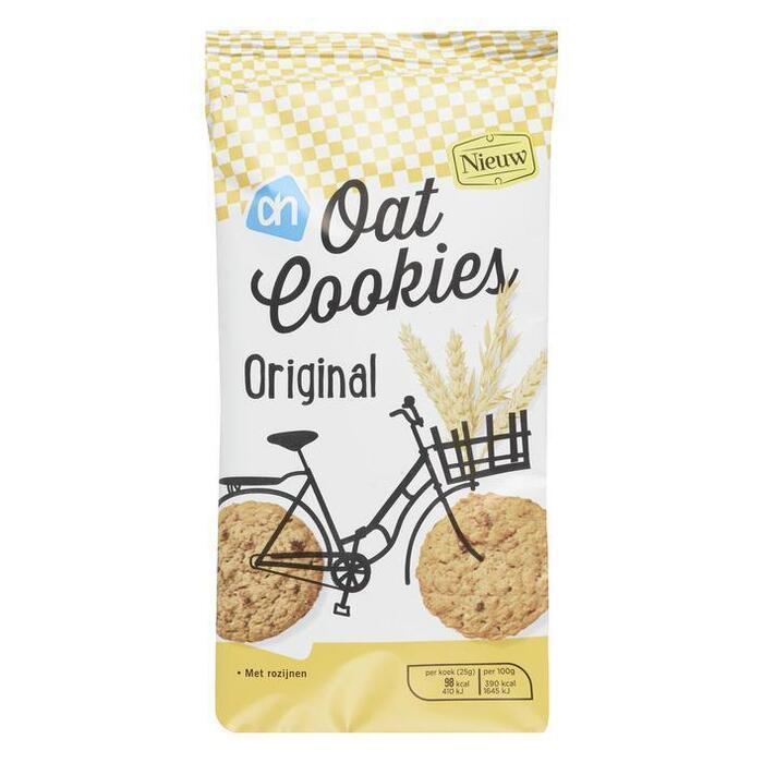 Oat cookies original (200g)