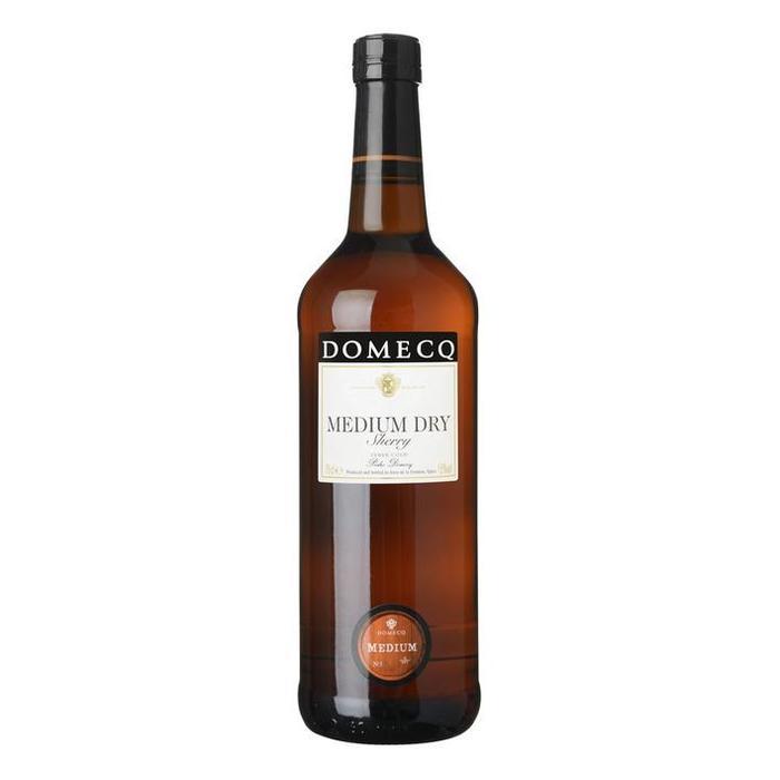 Domecq Sherry Medium Dry (0.75L)