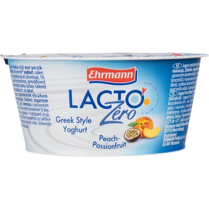 Lacto zero yoghurt (135g)