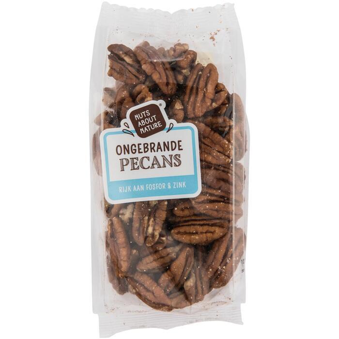 Nuts about Nature Ongebrande Pecannoten (140g)