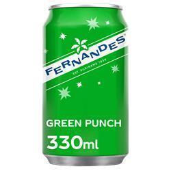 Fernandes Green punch (Stuk, 33cl)