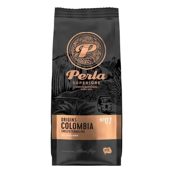 Perla Origins Perla o colombia snelfilter (250g)