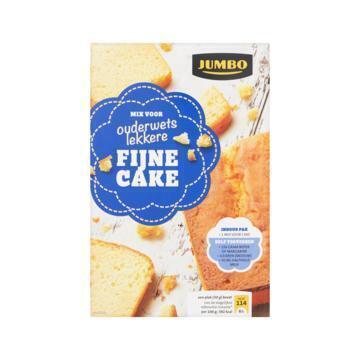 Jumbo Mix voor Ouderwets Lekkere Fijne Cake 400g (400g)