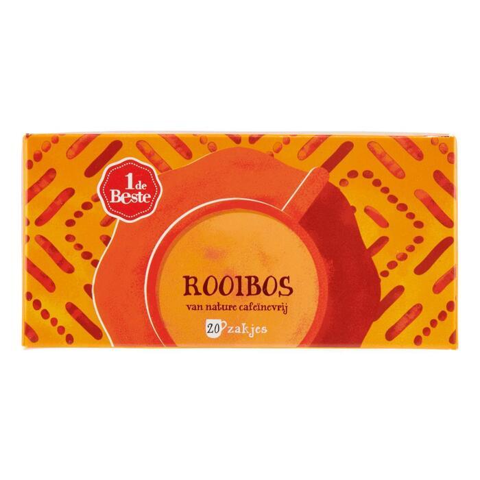 Rooibosthee kop 20 zakjes (30g)