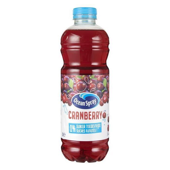Ocean Spray Cranberry classic light (1L)