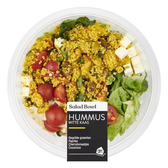AH Saladebowl witte kaas hummus (440g)