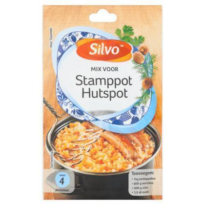 Mix hutspot (25g)