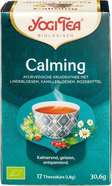 Calming tea (builtje, 1.8g)