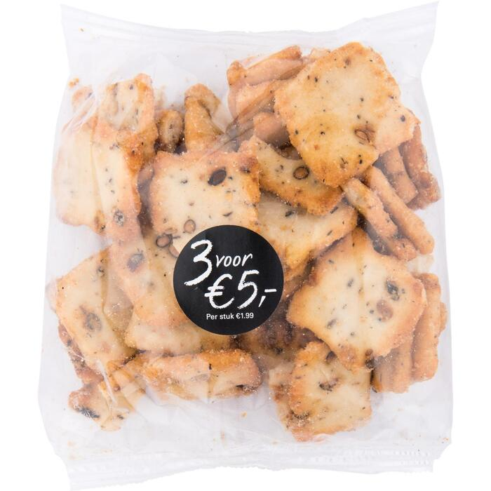 Soy bean cookie teriyaki (175g)