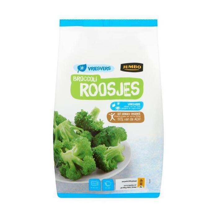 Jumbo Broccoliroosjes Vriesvers 750g (750g)