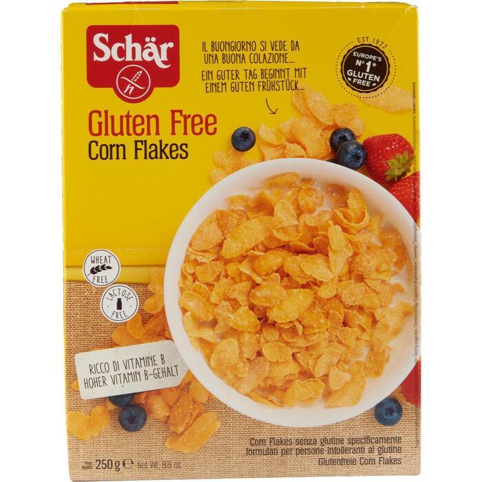Gluten Free Cornflakes (doos, 250g)