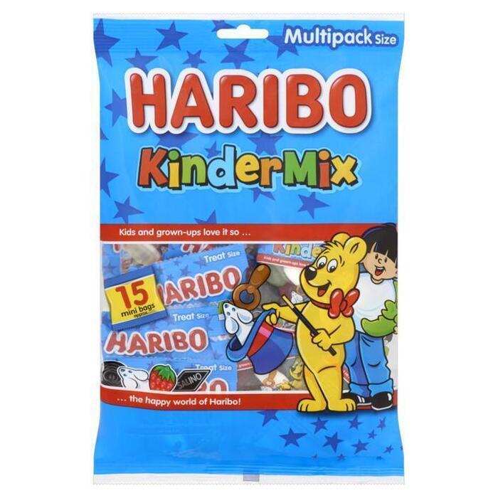 Haribo Kindermix mini (375g)
