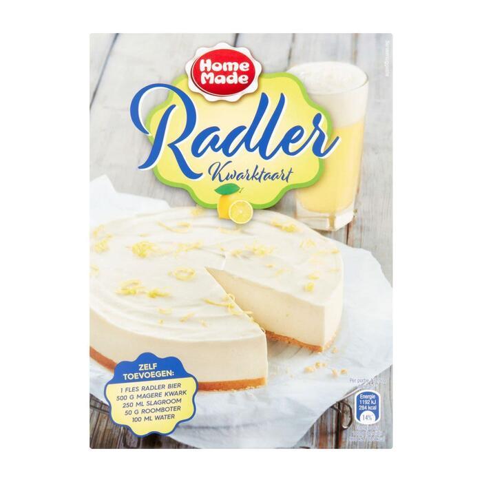 Homemade Radler kwarktaartmix (395g)