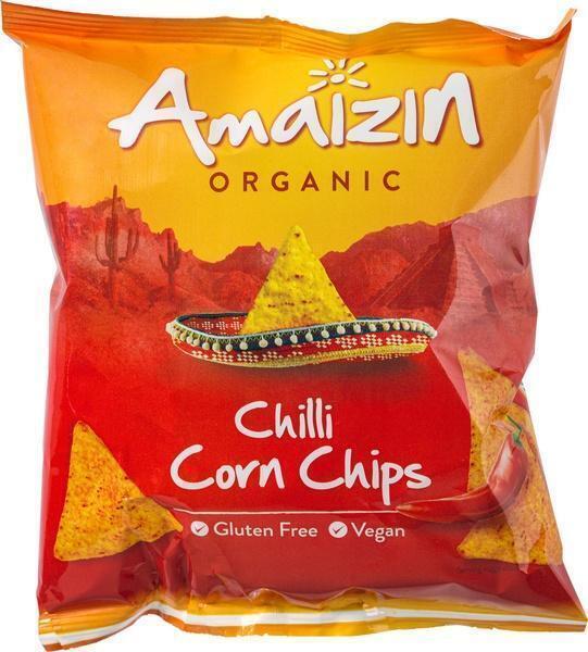 Corn chips chilli (75g)