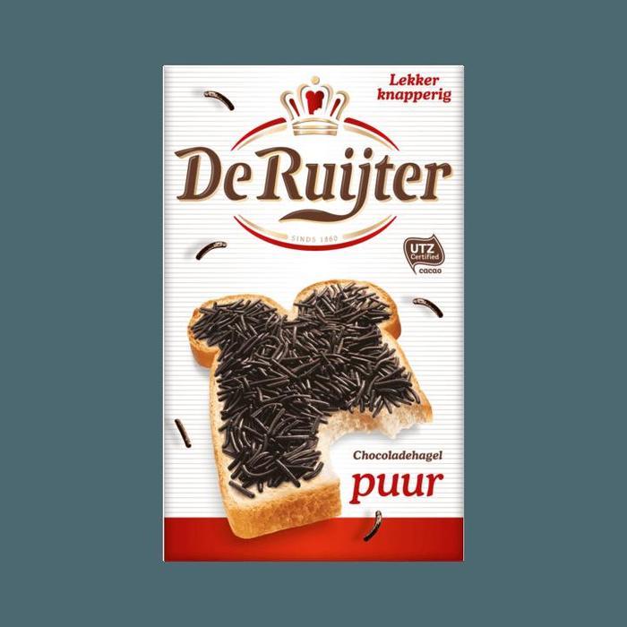 Chocoladehagel Puur (doos, 400g)