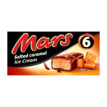 Mars Ice salted caramel (6 × 45ml)