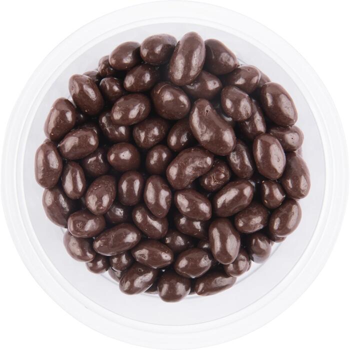 Chocolade pinda puur (220g)