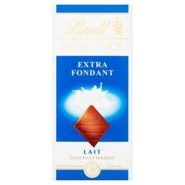 Lindt Excellence milk extra creamy (100g)