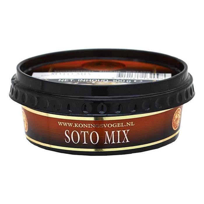 Koningsvogel Soto Mix 100g (100g)