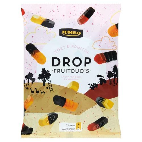 Jumbo Drop Fruitduo's 500g (500g)