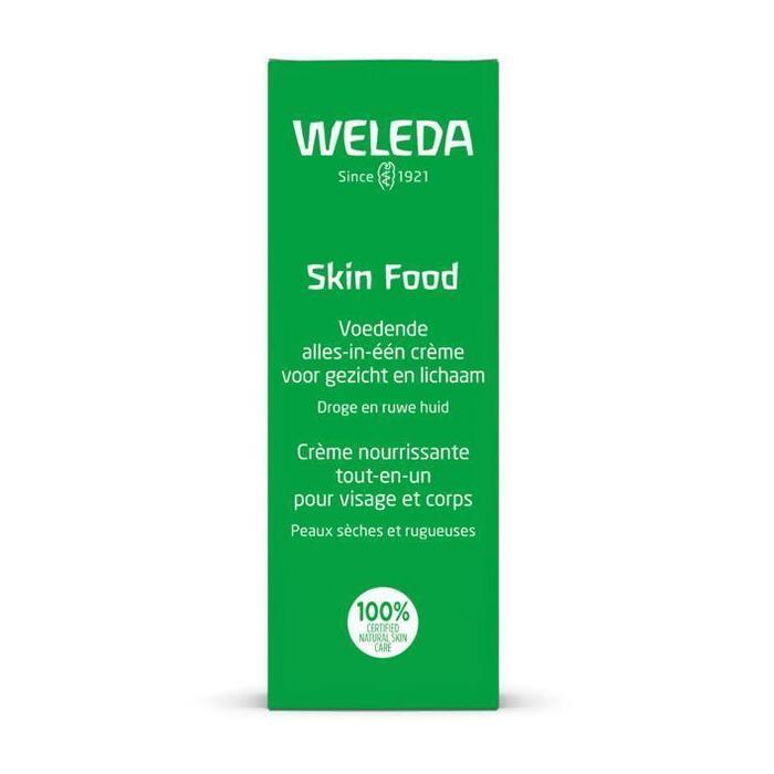 Skin food (crème voor droge/ruwe huid) (30ml)